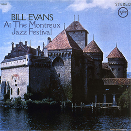ビル・エヴァンス - モントゥルー・ジャズ・フェスティヴァルのビル・エヴァンス+1
