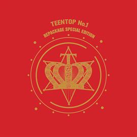 TEENTOP - <No.1> REPACKAGE SPECIAL ALBUM