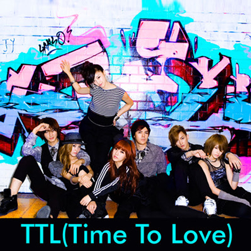 TTL (TIME TO LOVE)[デジタル配...