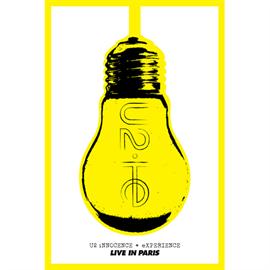U2 - U2 イノセンス+エクスペリエンス ライヴ・イン・パリ