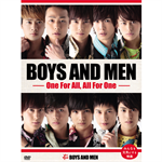 BOYS AND MEN - BOYS AND MEN ~One For All, All For One~