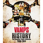 VAMPS - HISTORY-The Complete Video Collection 2008-2014