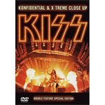 KISS - コンフィデンシャル&エクストリーム・クローズ・アップ
