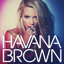 ハヴァナ・ブラウン - フラッシング・ライツ(通常盤)
