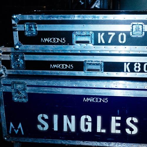 シングルス[CD] - マルーン5 - UNIVERSAL MUSIC JAPAN