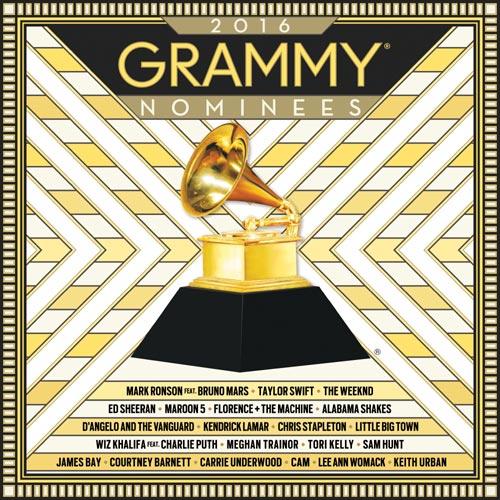 2016 GRAMMY® ノミニーズ[CD] - ...