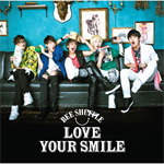 BEE SHUFFLE - LOVE YOUR SMILE