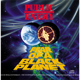 パブリック・エネミー - フィアー・オブ・ア・ブラック・プラネット(2CD エディション)