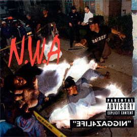 N.W.A. - Niggaz4Life (+100 Miles and Runnin')