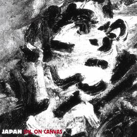 JAPAN - オイル・オン・キャンヴァス