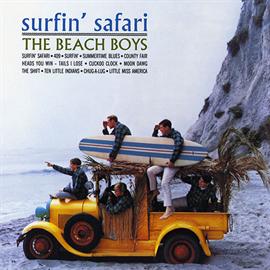 ザ・ビーチ・ボーイズ - サーフィン・サファリ+2