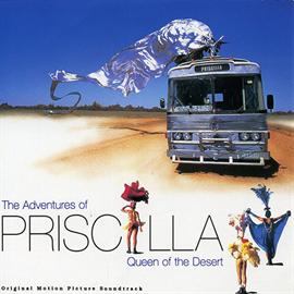 オリジナル・サウンドトラック - プリシラ