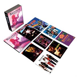 レインボー - ア・ライト・イン・ザ・ブラック 1975-1984