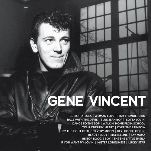 ジーン・ヴィンセント・ベスト[CD] - ジーン・ヴィンセント ...