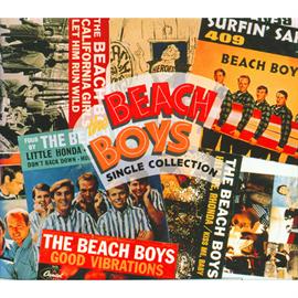 ビーチ・ボーイズ - ビーチ・ボーイズ・US シングル・コレクション(3CD+CD-ROM)