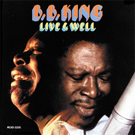B.B.キング - ライヴ・アンド・ウェル+1