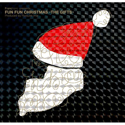 francfranc presents fun fun christmas the gifts cd v a
