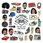 BUTTER SMOOTH –THE REAL 90's R&B FLAVOR- mixed by DJ HASEBE