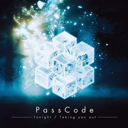 tonight taking you out 初回限定盤 cd maxi dvd passcode