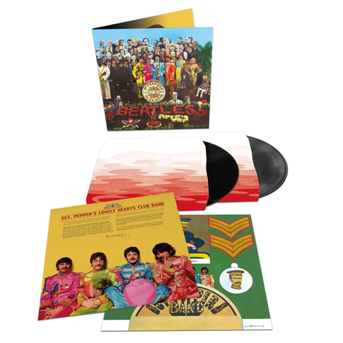 ザ・ビートルズ The Beatles サージェント・ペパーズ・ロンリー・ハーツ・クラブ・バンド
