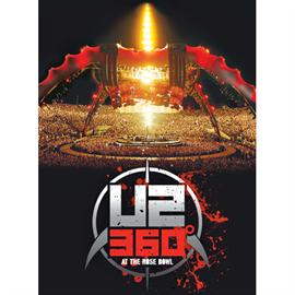U2 - U2・360°・アット・ザ・ローズ・ボール