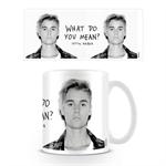 ジャスティン・ビーバー - Justin Bieber WDYM Mug
