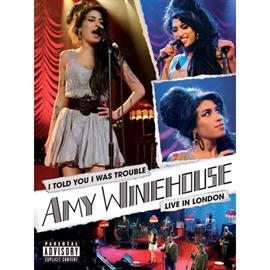 エイミー・ワインハウス - アイ・トールド・ユー・アイ・ウォズ・トラブル-ライヴ・イン・ロンドン