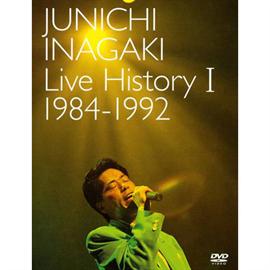 稲垣潤一 - Live History Ⅰ 1984~1992