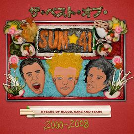 SUM 41 - ザ・ベスト・オブ・SUM41-出血暴飲感涙ベスト 感謝感激雨霰エディション-