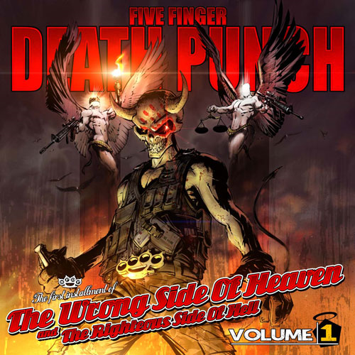 FIVE FINGER DEATH PUNCH | フ...