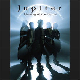 JUPITER - BLESSING OF THE FUTURE~DELUXE EDITION [SHM-CD+DVD]
