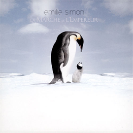 エミリー・シモン - 皇帝ペンギン