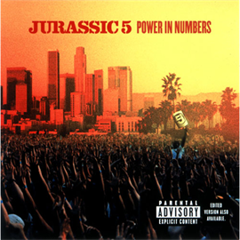 ジュラシック5 - パワー・イン・ナンバーズ