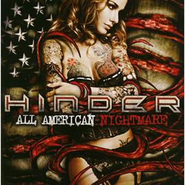 ヒンダー - オール・アメリカン・ナイトメア