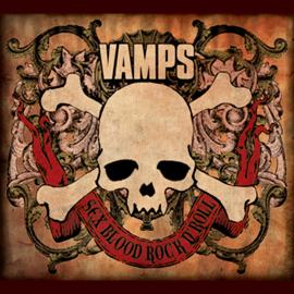 VAMPS - SEX BLOOD ROCK N' ROLL [SHM-CD+Blu-ray]