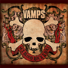 VAMPS - SEX BLOOD ROCK N' ROLL [SHM-CD+GOODS]