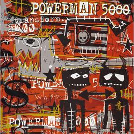 パワーマン 5000 - トランスフォーム