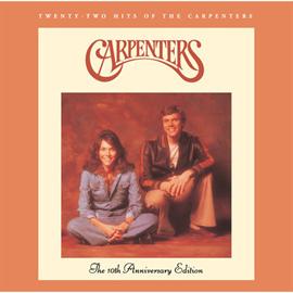 カーペンターズ - 青春の輝き~ベスト・オブ・カーペンターズ<10周年記念エディション>