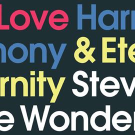 スティーヴィー・ワンダー - ラヴ、ハーモニー&エタニティ ~グレイテスト50・オブ・スティーヴィー・ワンダー[通常盤 ]