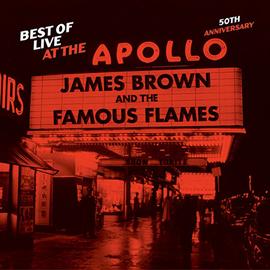 ジェームス・ブラウン - ベスト・オブ・ライヴ・アット・ジ・アポロ<50周年記念盤>