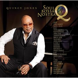 クインシー・ジョーンズ - Q: ソウル・ボサ・ノストラ