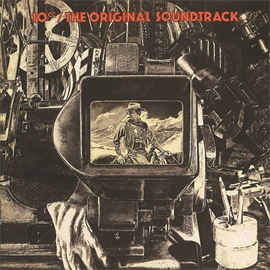 10CC - オリジナル・サウンドトラック+4