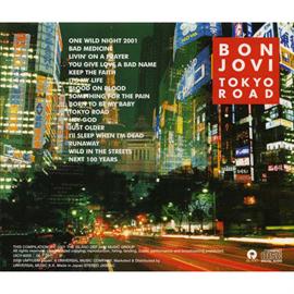 ボン・ジョヴィ - TOKYO ROAD ベスト・オブ BON JOVI-ロック・トラックス