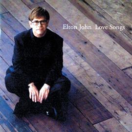 エルトン・ジョン - LOVE SONGS
