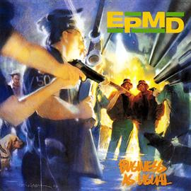 EPMD - ビジネス・アズ・ユージュアル