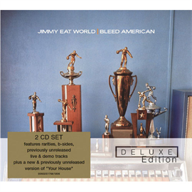 ジミー・イート・ワールド - ブリード・アメリカン+21<デラックス・エディション>