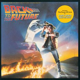 オリジナル・サウンドトラック - 『バック・トゥ・ザ・フューチャー』オリジナル・サウンドトラック