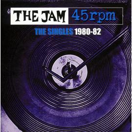 ザ・ジャム - シングルズ1980-82