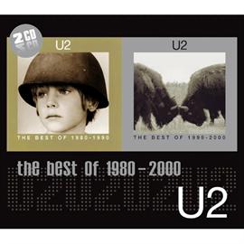 U2 - ザ・ベスト・オブU2 1980-2000