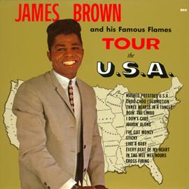 ジェームス・ブラウン - ツアー・ザ・USA